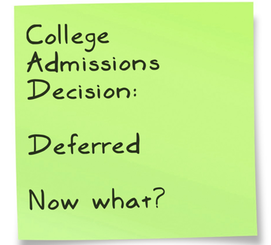 After-a-college-deferral-now-what